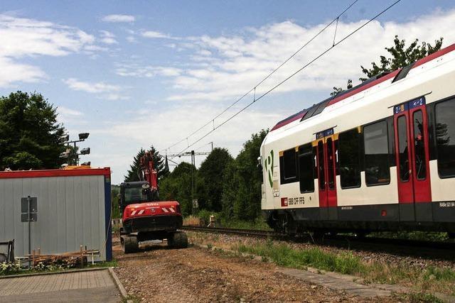 Bahn will Schlattholz-Halt zügig bauen