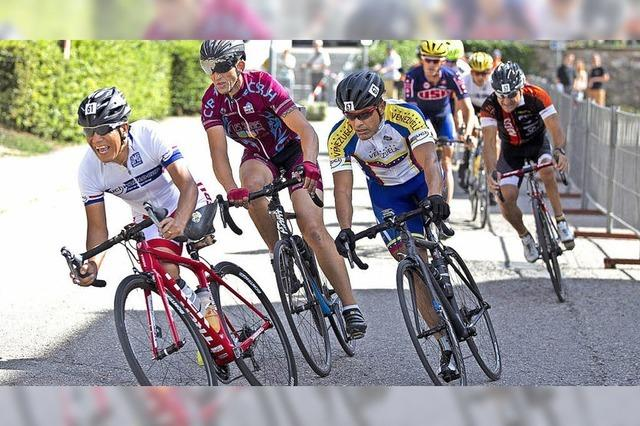 In einer Woche ist Paracycling-Europacup
