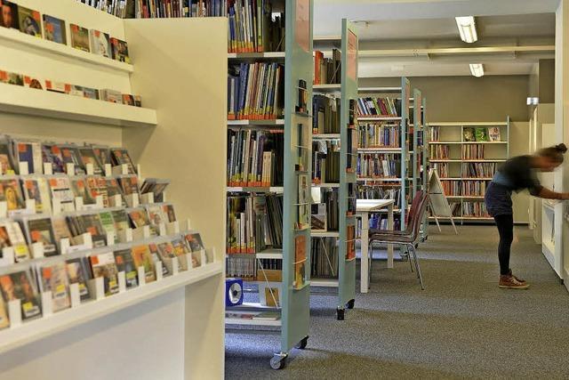 Toni Erdmann – auch Star der Bücherei