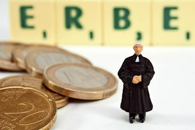 Ein Erbe muss Schulden nicht übernehmen