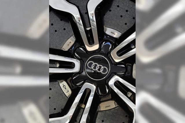 Polizei verhaftet Audi-Motorenentwickler