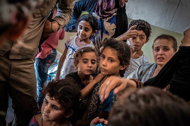 IS leistet in Mossul noch Widerstand