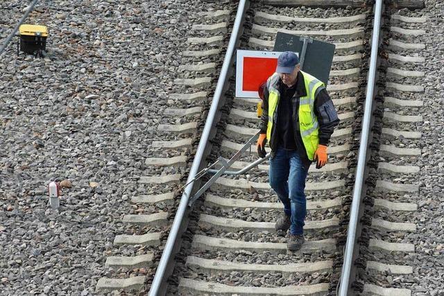 Bahn beharrt bei Rheintalstrecke auf Tempo 250