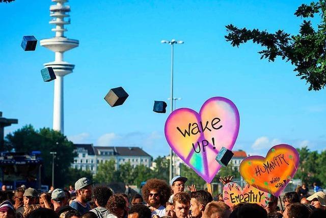 Merkels G20-Gipfel und ein Trümmerfeld
