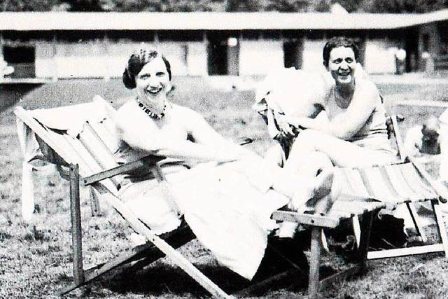 Baden wie vor 100 Jahren – die Strandbadgeschichte des Titisees
