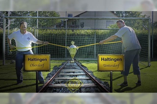 Heute Fußball-Dorfduell in Haltingen
