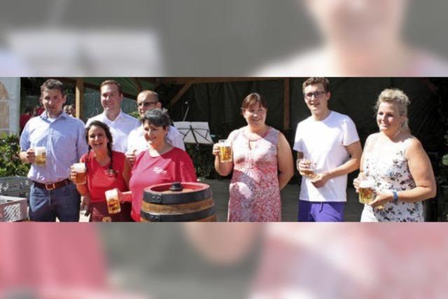 Ühlinger Dorffest zieht viele Besucher an