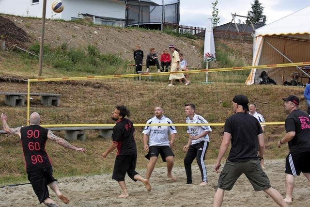 Sport, Spiel, Spaß und Spannung