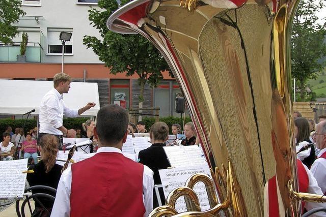 Schwarzwaldkapelle gab ihr Bestes