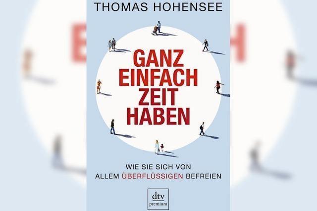 Lestipp: Thomas Hohensees