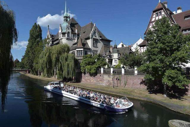 Unesco ernennt Straßburgs Neustadt zum Weltkulturerbe