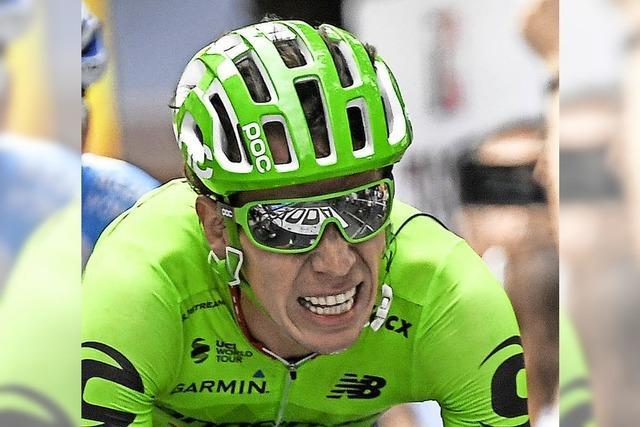 Tour de France durch Horrorsturz bei Tempo 80 überschattet