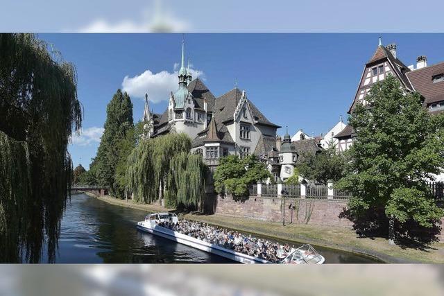 Straßburgs Neustadt wird Weltkulturerbe