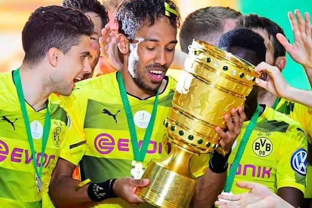 Dortmund kommt zum DFB-Pokalspiel ins Schwarzwaldstadion