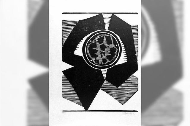 Drucke, Liturgrafien und mehr. Der Nachlass von Rainer Dorwath.