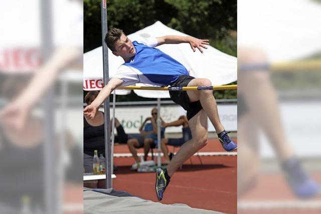 Leichtathletik-Bezirksmeisterschaft U16/U14: Die Stunde der Allrounder