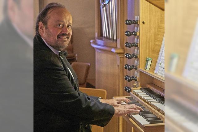 Die ganze Vielfalt der neuen Orgel