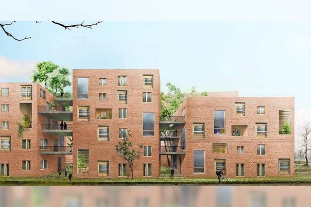 Zwei Projekte gegen Wohnungsmangel
