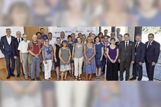 29 000 Euro für schulische Projekte