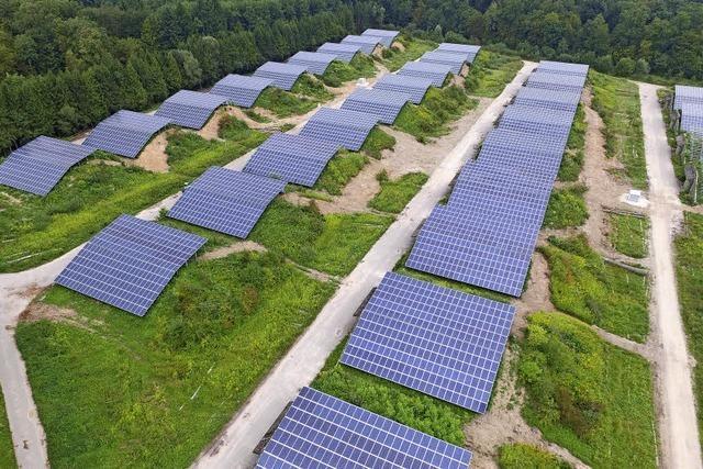 Sauberer Strom für gut 800 Haushalte