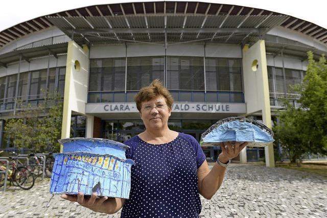 Ingrid Buttmi geht nach 20 Jahren Leitung der Clara-Grunwald-Schule in Pension