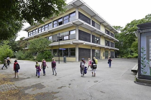 Sanierung und Erweiterung der Anne-Frank-Schule soll 27,6 Millionen Euro kosten