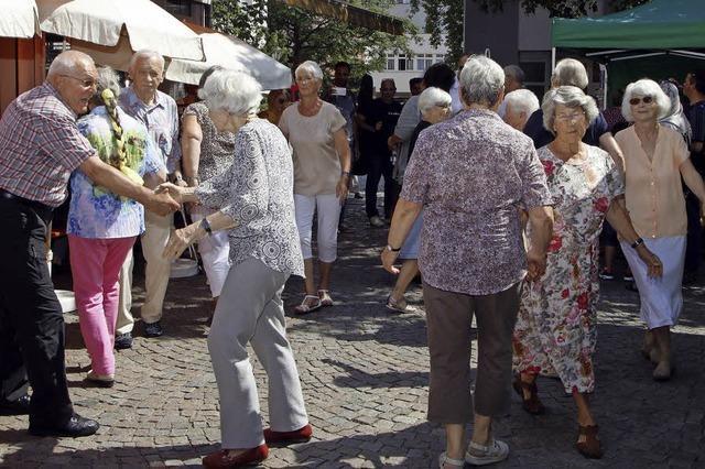 Sommerfest mit Tanz und Kunst