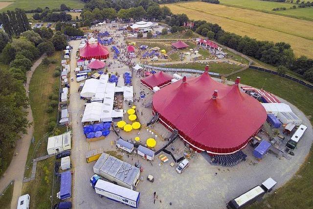 24 Stunden auf dem Zelt-Musik-Festival