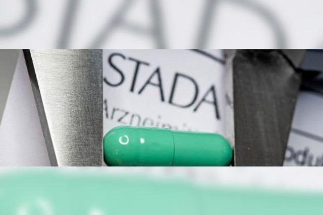 Finanzinvestoren nehmen neuen Anlauf bei Stada