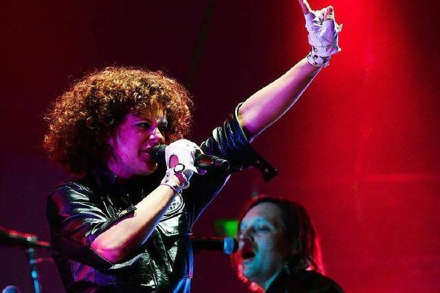 Arcade Fire und Solange Knowles im sanften Rausch in Belfort