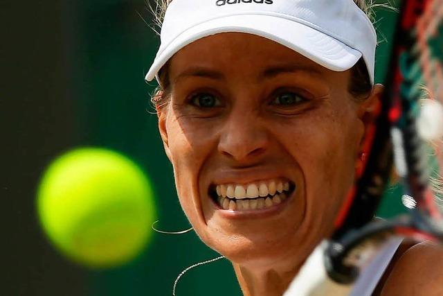 Kerber und Zverev scheitern in Wimbledon