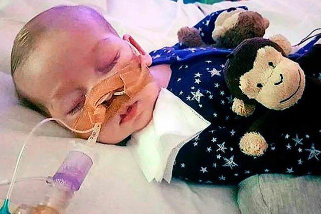 Baby Charlies Leiden entwickelt sich zu einer bitteren Schlacht
