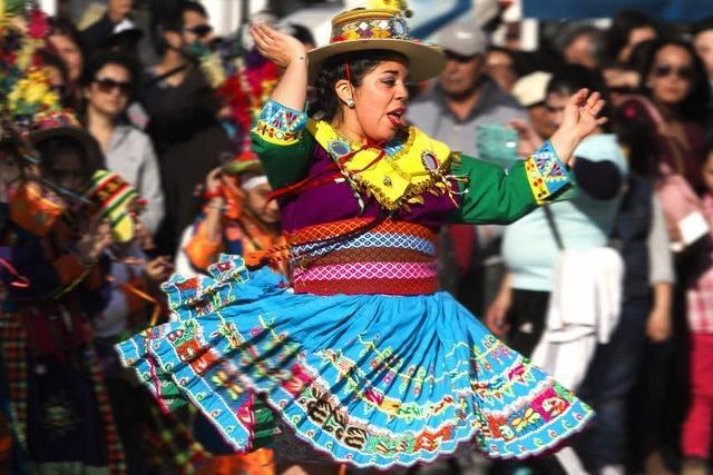 San-Pedro-Fest in Chile