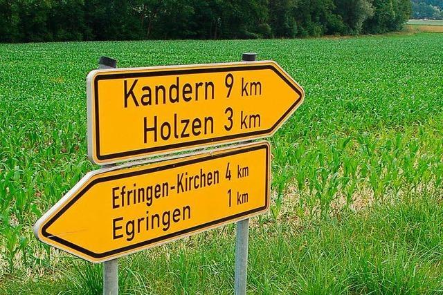 Maugenhard: Fahrverbot für Raser auf der Kreisstraße