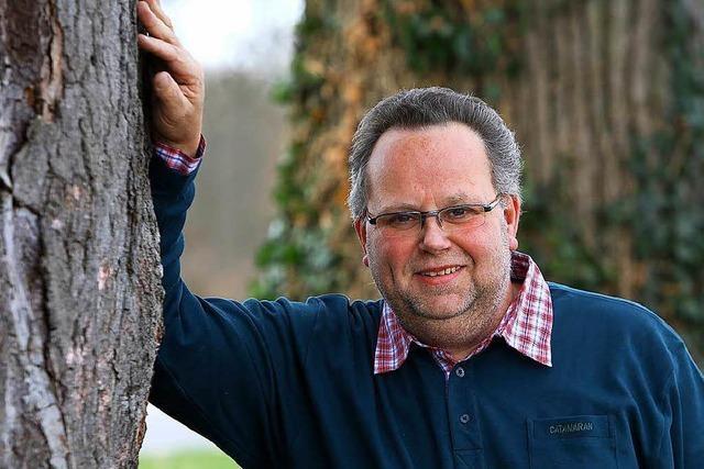 Erster Gegenkandidat für Bürgermeister Schröder