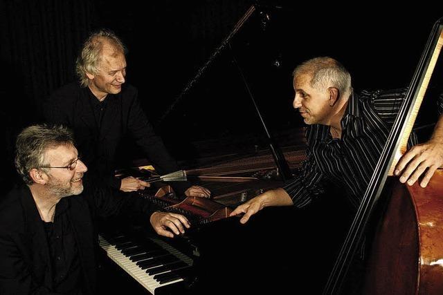 Helmut Lörscher Trio mit