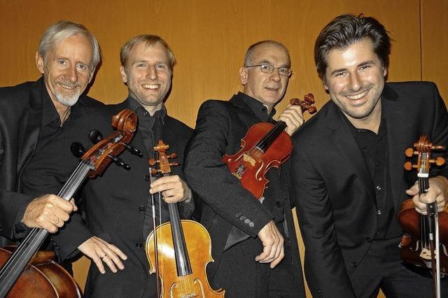 Kreuzgangkonzert mit Yellow String Quartett