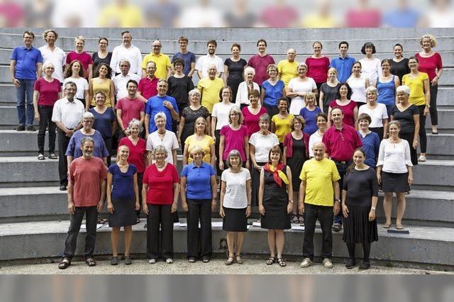 Deutsch-Französischer Chor singt Brahms