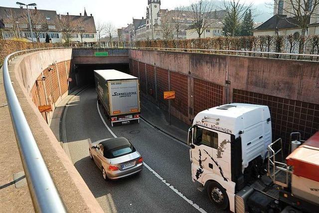 Freiburger Stadttunnel kann samt Vollanschluss kommen