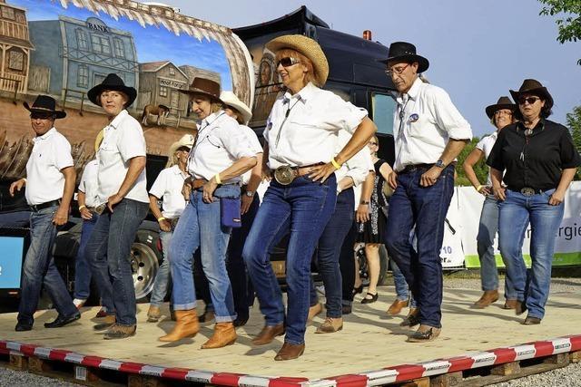 Cowboys, Trucker und Wölfe unter sich