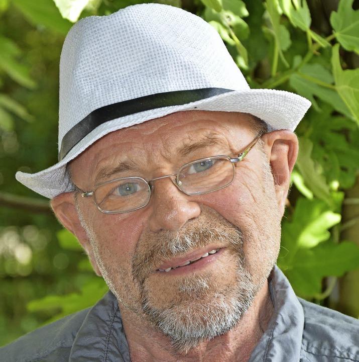 Friedrich Jäkel   | Foto: georg Diehl