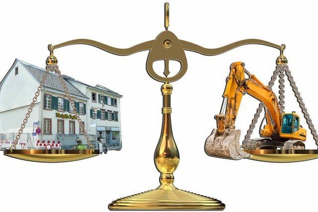 Uehlin-Häuser kommen auf die Goldwaage