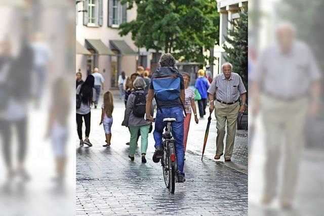 Kritik an Radfahrern