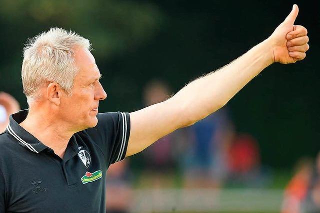 Sportclub startet mit Sonntagsspielen in die Bundesliga-Saison