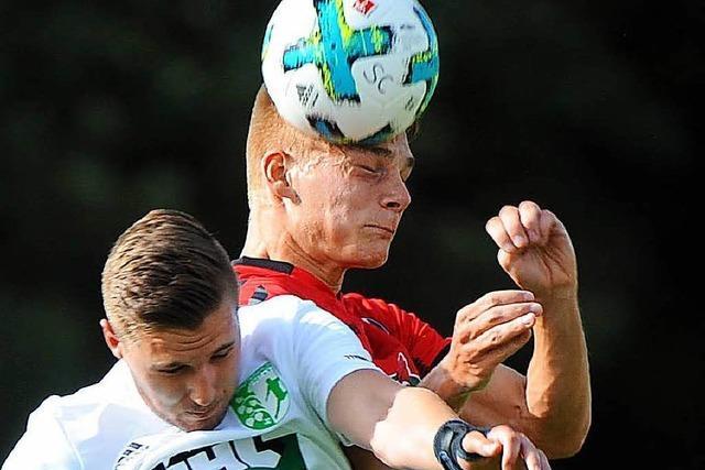 Sportclub gewinnt Testspiel beim FV Schutterwald mit 11:0