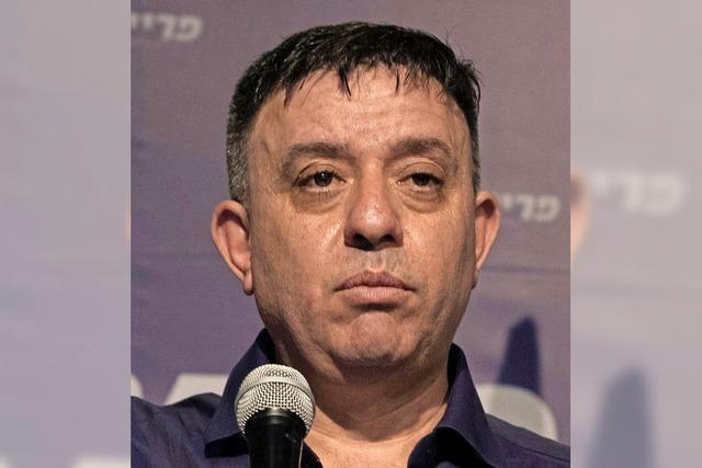 Arbeiterpartei in Israel wählt Quereinsteiger