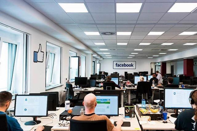 Facebook-Löschteam sieht Morde, Kinderpornos und Tierquälerei