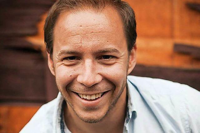 Der Ötlinger Simon Rösch ist neuer Regisseur auf Rötteln