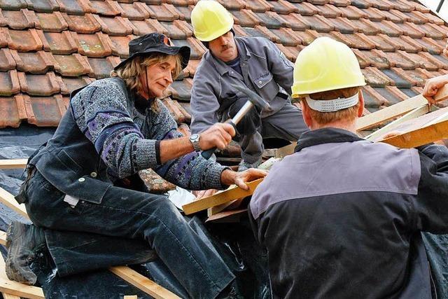 Wohnbau und SAK in Lörrach stellen zweites Bauprojekt fertig