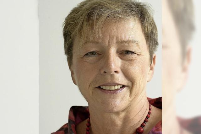 """BZ-Fragebogen, ausgefüllt von Karin Herr, Ex-Vorsitzende des Vereins """"Diabetiker Baden-Württemberg"""""""